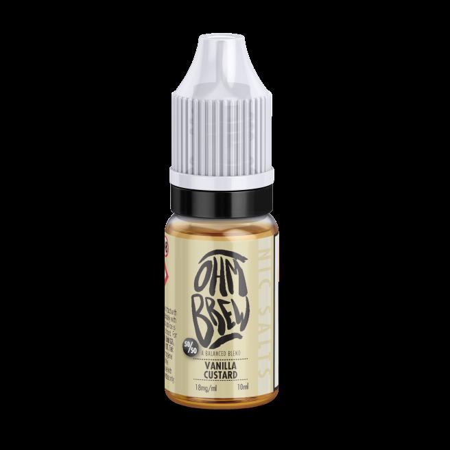 Vanilla Custard Balanced Blends