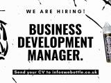 We're Hiring: Business Development Manager Blog Header