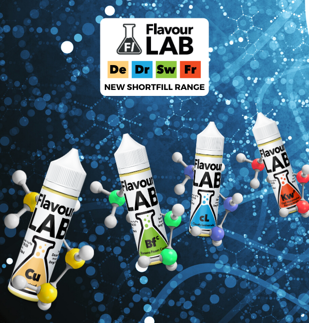 Flavour Lab - Mobile Banner