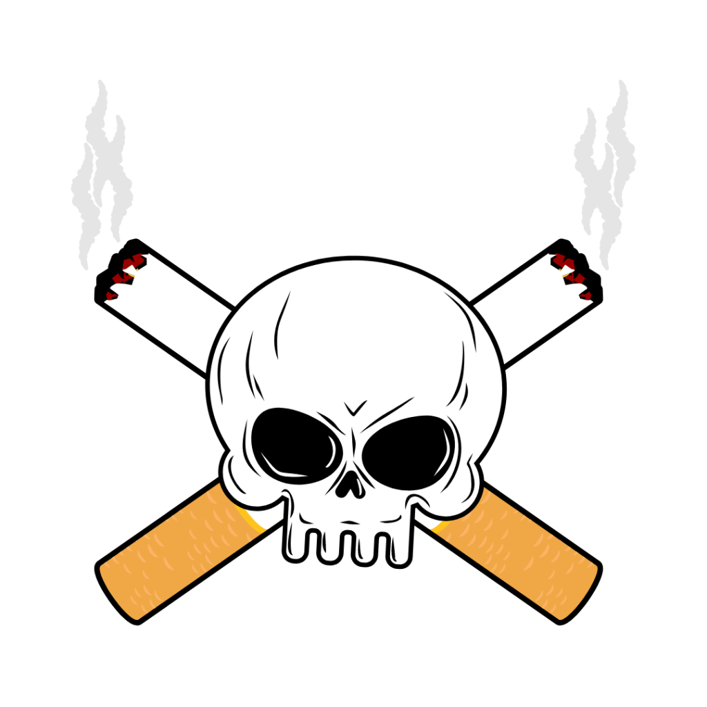 Skull and Cigs