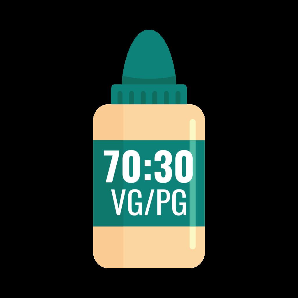 70:30 VG/PG