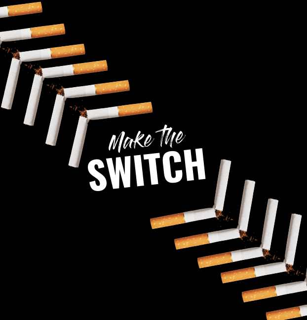 Make The Switch Mobile Banner