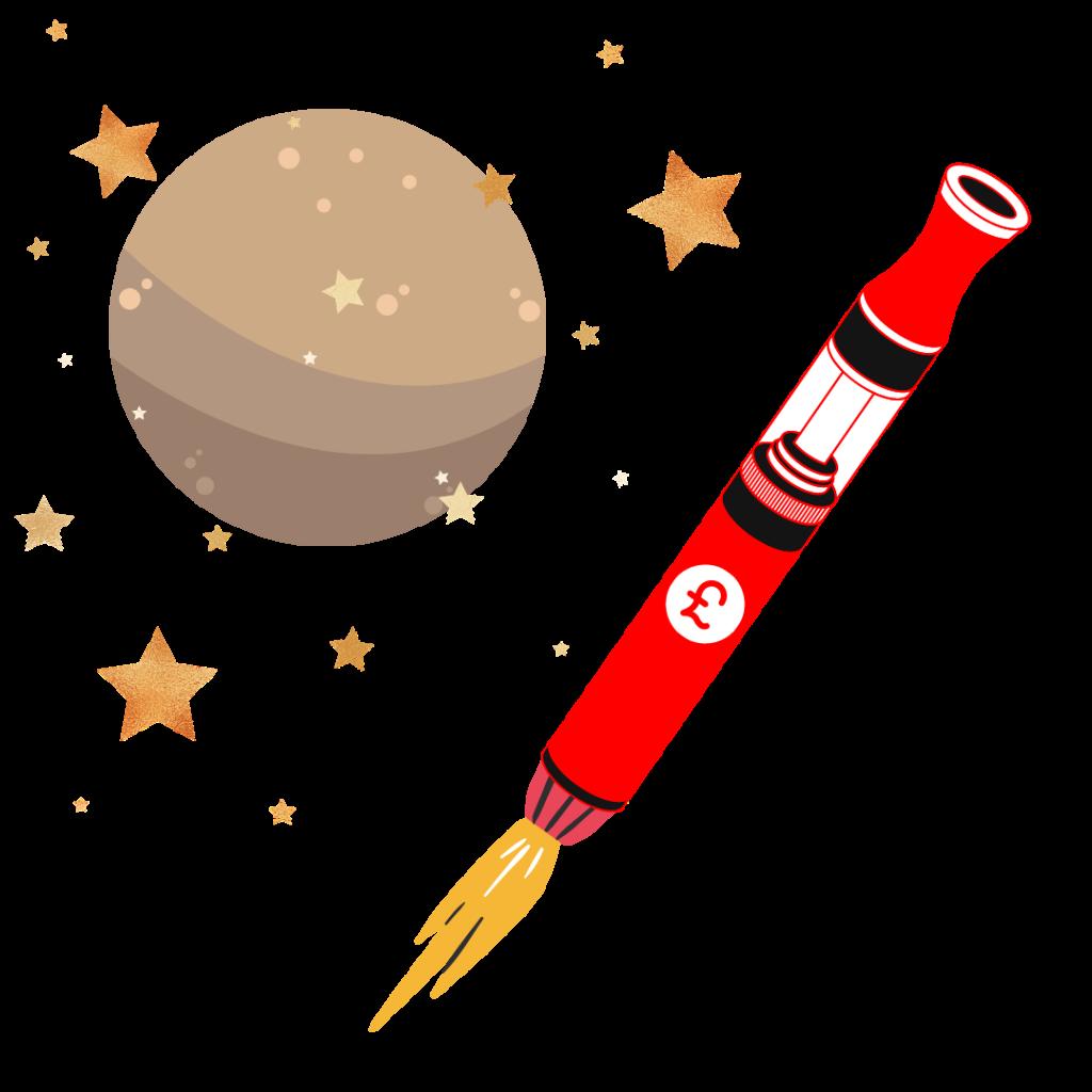 E-Cig Rocket